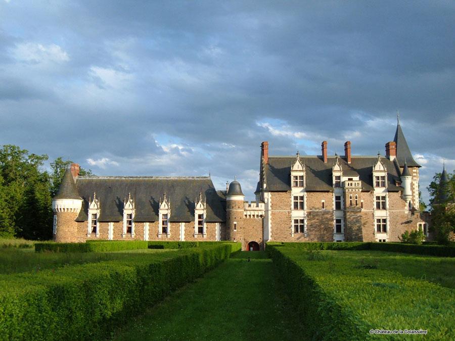 Luxushotels luxushotels weltweit buchen luxushotels for Chateau de la colaissiere