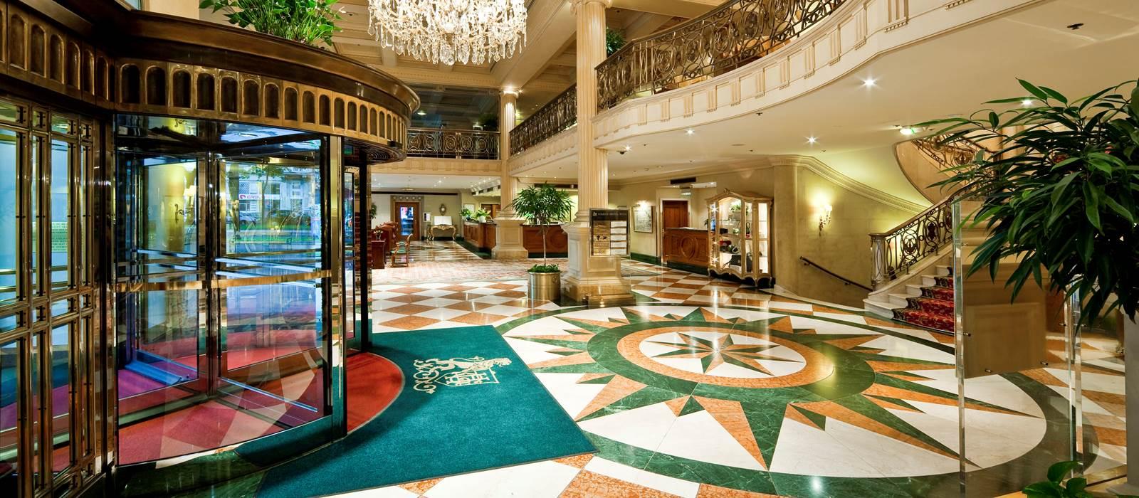 Vienna Grand Hotel Telephone