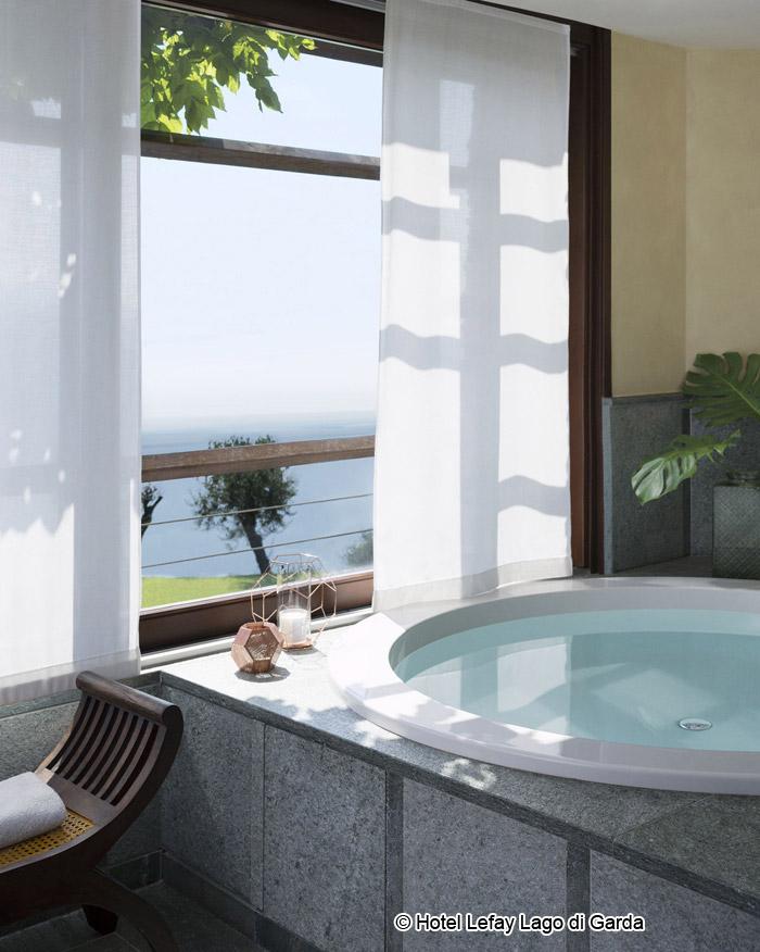 Resort of Lake Garda