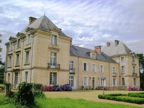 Hotel Mouzeil Loire Atlantique Luxury Castle Valley Cau Val Du Schlosshotel Loiretal